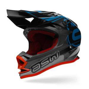 capacete asw fusion preto